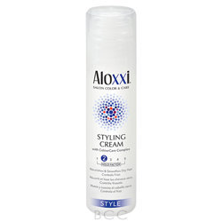 Aloxxi Color Care Styling Cream Hold #2 Nourished Smooth Dry Hair - 3.4 oz