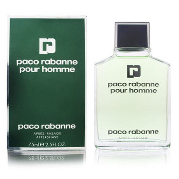 Paco Rabanne Pour Homme Aftershave Splash 75ml