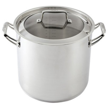 CHEFS Never-Burn Sauce Pot, 16-Qt.