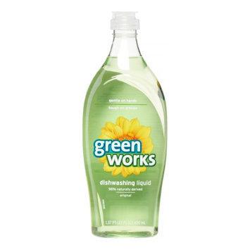 Greenworks 22 Oz Natural Dishwashing Liquid Soap Bottle