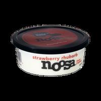 Noosa Gluten Free Strawberry Rhubarb Finest Yoghurt
