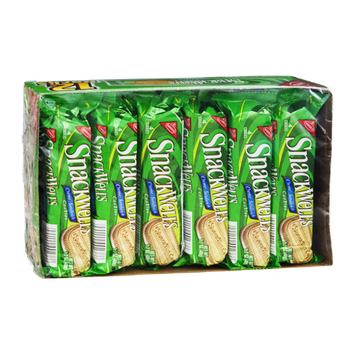Nabisco Snack Well's Creme Sandwich Cookies 12 Pack