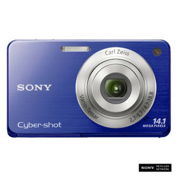 Sony Cyber-shot DSCW560/L14.1MP Digital Camera with 4x Optical Zoom -