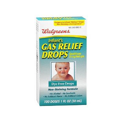 Walgreens Infants' Gas Relief Drops