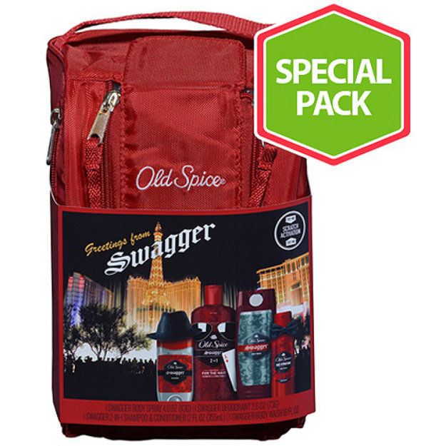 Old Spice Swagger Gift Set, 5 pc
