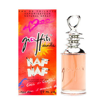Graffiti Vanilla de Naf Naf by Les Parfums Naf Naf EDT Spray