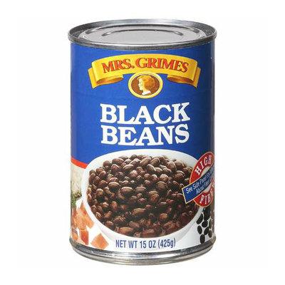 Mrs. Grimes Black Beans