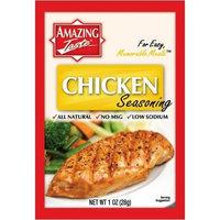 Amazing Taste Chicken Seasoning Bundle (12 Packets- 1 oz. ea.)