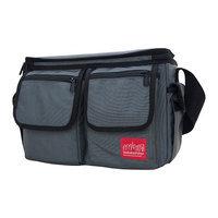 Manhattan Portage Shutterbug Messenger Bag Gray - Manhattan Portage Camera Cases