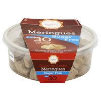 Krunchy Melts 2 oz. Meringue Tub Sugar Free Dulce De Leche Case Of 12