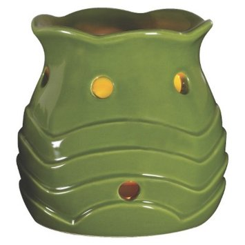 Westinghouse Wax Free Warmer Set-2 Extra Fragrance Disks included - Green Wave