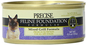 Precise Feline Mixed Grill 24/5.5Oz