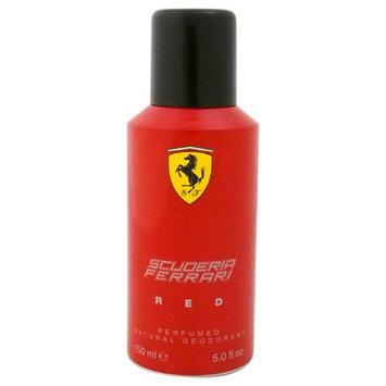 Ferrari Red By Ferrari For Men - 5 Oz Deodorant Spray