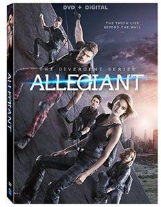 The Divergent Series: Allegiant (dvd) (digital Hd Copy)