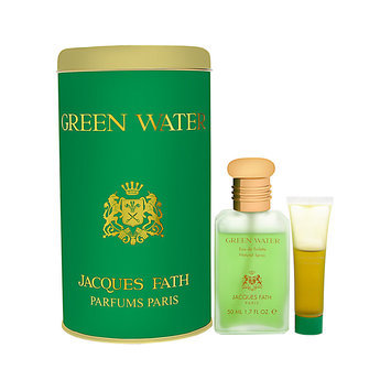 Green Water by Jacques Fath for Men Set