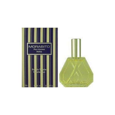 Morabito Pour Homme by Pascal Morabito EDT Spray (Blue Striped Box)