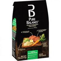 Pure Balance Lamb and Brown Rice Dog Food