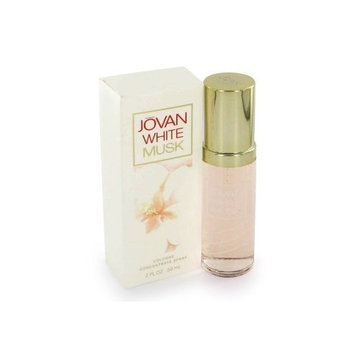 JOVAN WHITE MUSK by Jovan Eau De Cologne Spray 3.2 oz