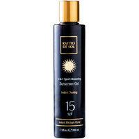 Rayito de Sol Instant Medium Color 2 in 1 Sport Bronzing Sunscreen Gel, SPF 15, 7.05 oz