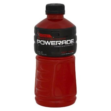 Powerade Ion4 Fruit Punch Sports Drink 32 oz