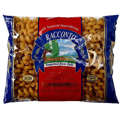 Racconto Cavatappi Pasta, 16 oz (Pack of 20)
