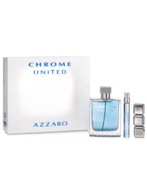 Chrome United by Azzaro Confidence Gift Set