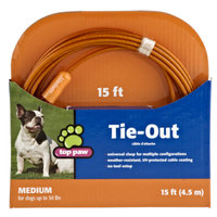 Top Paw Medium Breed Tie-Out