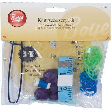 Wm E Wright Ltd. Prt. Boye Knit Accessory Kit