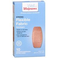 Walgreens Strong Strips Bandages, 10 ea