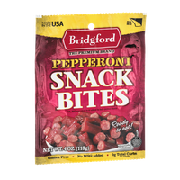 Bridgford Pepperoni Snack Bites