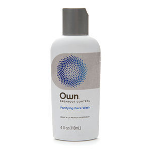 Own Breakout Control Purifying Face Wash