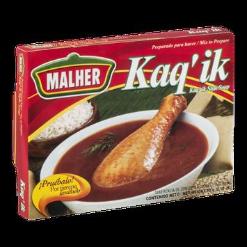 Malher Kaq'ik
