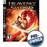 COKEM INTERNATIONAL LTD Heavenly Sword — PRE-OWNED - PlayStation 3