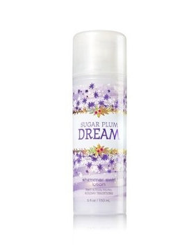 Bath & Body Works® SUGAR PLUM DREAM Shimmer Swirl Lotion