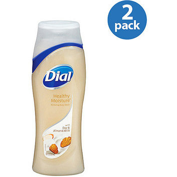 Dial Healthy Moisture with Soy and Almond Milk Body Wash