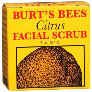 Burt's Bees Citrus Facial Scrub - 2 oz