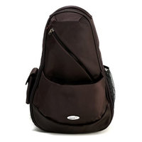 Momo Baby Sling Bag Diaper Bag, Brown (Discontinued by Manufacturer)