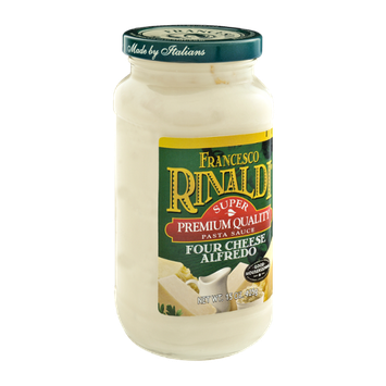 Francesco Rinaldi Four Cheese Alfredo Pasta Sauce