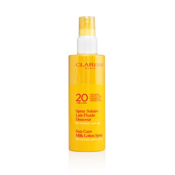 Clarins Sun Care Spray Milk-Lotion Moderate Protection SPF 20