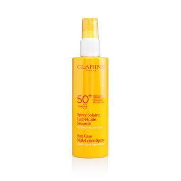 Clarins Sun Care Milk-Lotion Spray UVB 50+