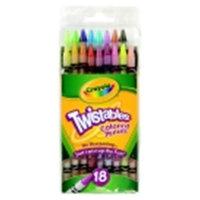 Crayola Twistables Colored Pencils - Set of 16 Colors
