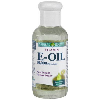 Nature's Bounty Natural Vitamin E Oil