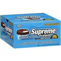 Supreme Protein Cookies 'N Cream Protein Bars
