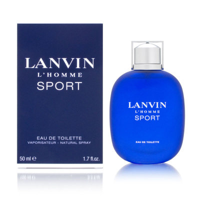 Lanvin L'Homme Sport Eau de Toilette Spray 50ml