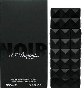 St Dupont Noir by St Dupont Edt Spray 3.4 Oz