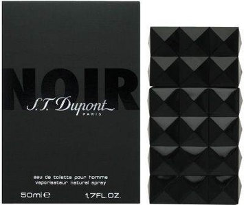 St Dupont 'St Dupont Noir' Men's 1.7 oz Eau De Toilette Spray