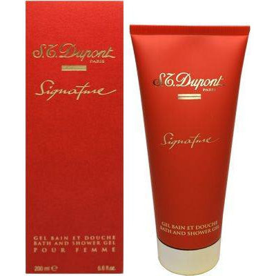 Signature Shower Gel 6.6 Oz By St Dupont