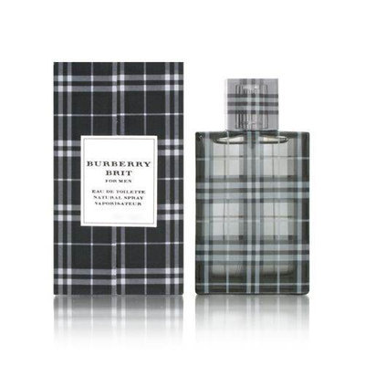Burberry Brit by Burberry for Men - 1 oz EDT Spray