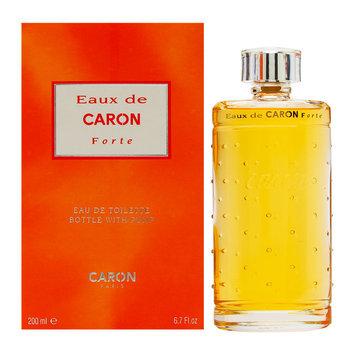 Caron 'Eaux De Caron Forte' Men's 6.7-ounce Eau De Toilette Bottle with Atomizer Pump (Tester)