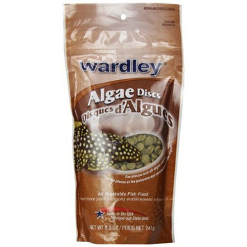 Hartz Wardley Premium Algae Discs, 8-1/2-Ounce